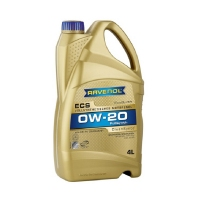 RAVENOL Eco Synth ECS SAE 0W20, 4л 1111102-004
