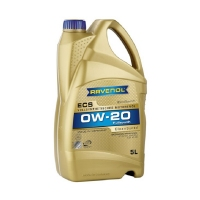 RAVENOL Eco Synth ECS SAE 0W20, 5л 1111102-005